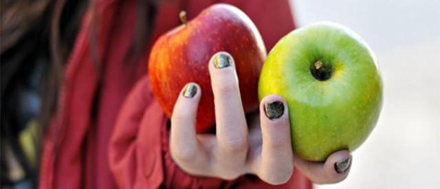 Frukt er sunt, også på diett