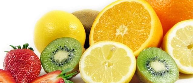 Frukt er perfekt før og etter trening