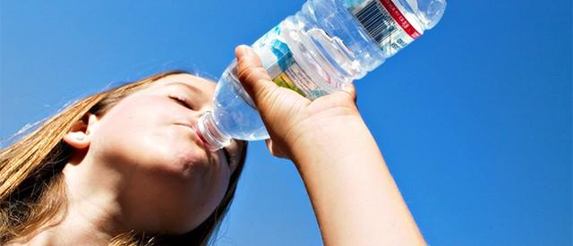 Vann kan redusere matlysten