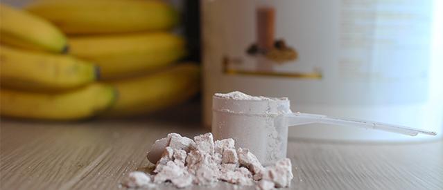 – Protein i pulverform er virkningsløst