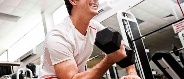 Bygg muskler og gå opp i vekt