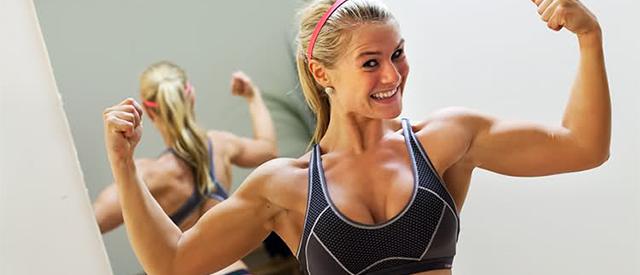 Jenter og muskler –En innføring i styrketrening