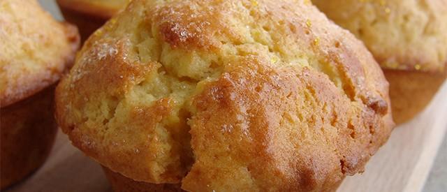 Havremuffins m/vaniljesmak