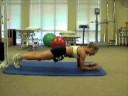 Planke med beinløft