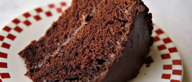 Sjokoladekake fra Kristine