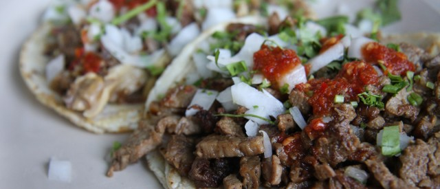Gratinert taco