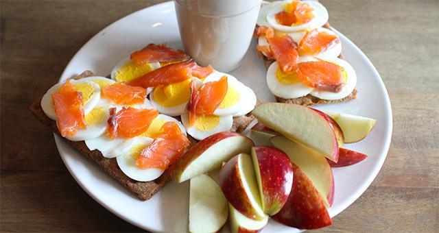 sunn frokost tips