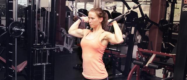 Fitnessjentene viser stor fremgang