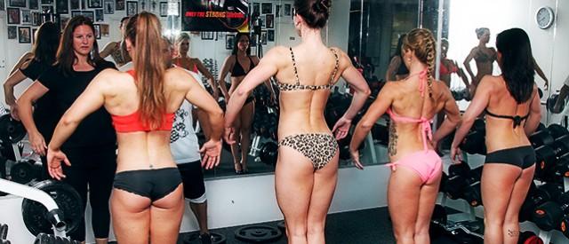 11 uker igjen til NM i bodyfitness