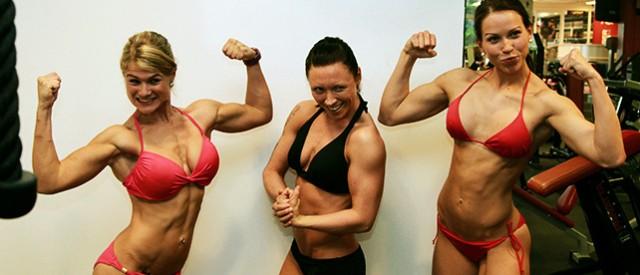 NM i bodyfitness er bare 9 uker unna