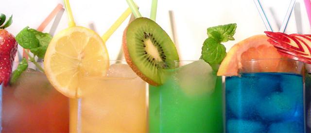 Kalorier i populære drinker