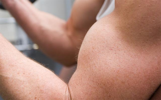 gå opp i vekt og muskelmasse