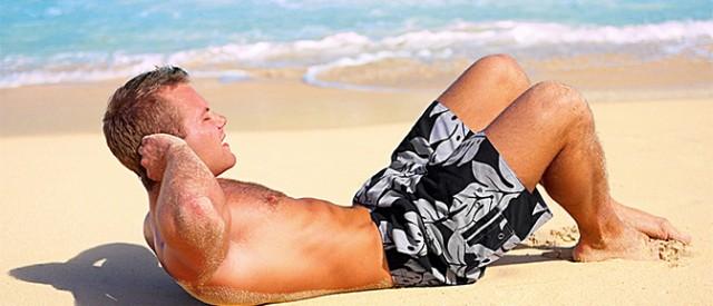 Situps og andre mageøvelser har ingen effekt på magefettet