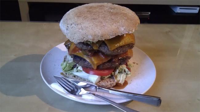 ferdigburger