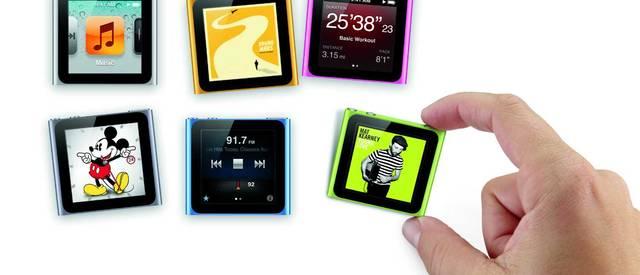Apple oppdaterer iPod Nano med nye funksjoner for å holde deg i form