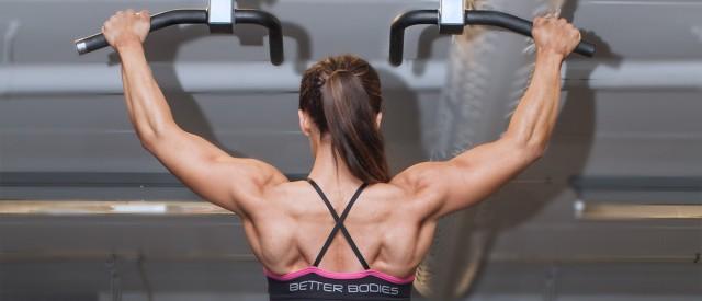 5 gode grunner til å trene chins og pullups