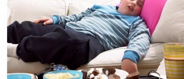 En fjerdedel av norske åtteåringer har fedme