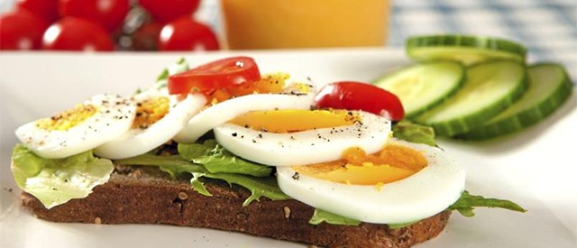 Gode grunner til å spise egg