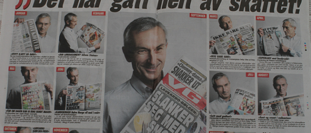 Helsedirektøren hardt ut mot lavkarbo i gårdagens VG
