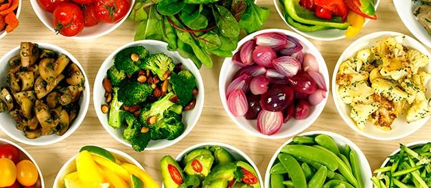 4 tips som gjør det enklere å spise mer grønnsaker