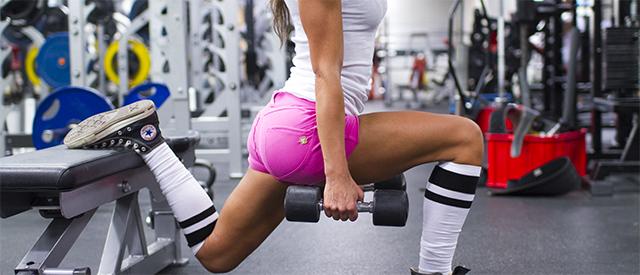 Bygg muskler og forbrenn fett