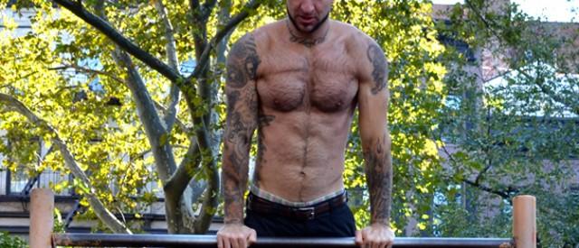 Muscle Ups er øvelsen for deg som ønsker brutal styrke i overkroppen