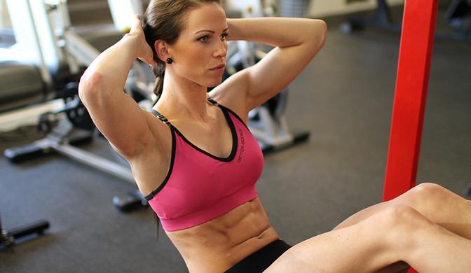 norskejenter hvordan trene nedre del av mage