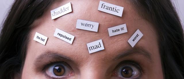 Bli kvitt de vonde følelsene og tankene