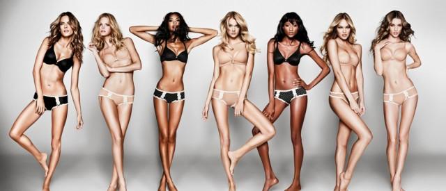 Derfor har ikke Victoria's Secret-modellene magemuskler