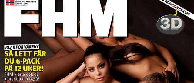 Fitnessbloggen ga FHM-redaktøren six-pack
