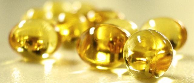 Aktiver fettforbrennings-gener med omega-3