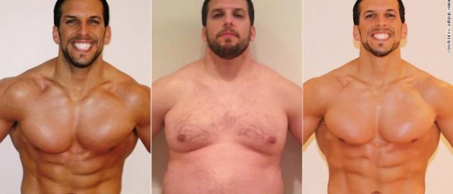 Trener la på seg og gikk ned 35 kilo på ett år