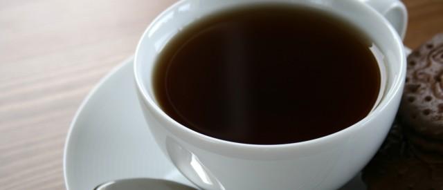Drikke kaffe før du skal på trening