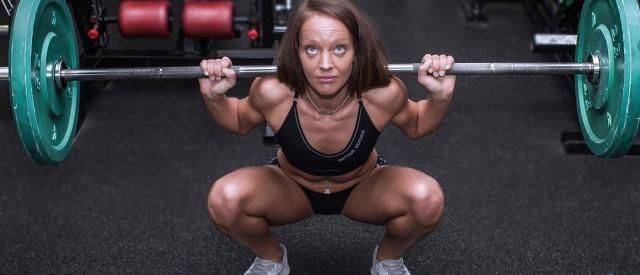 Linda Brekke er klar til kamp