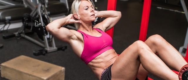 Trine Lise (40) vil hamle opp med ungjentene i bodyfitness