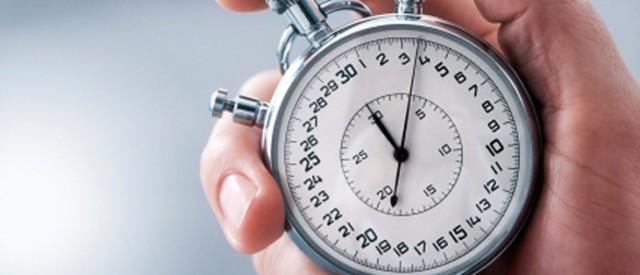 4 minutter med tabata like effektivt som 30 minutter løping