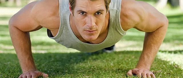 50 pushupsvarianter du bare må prøve