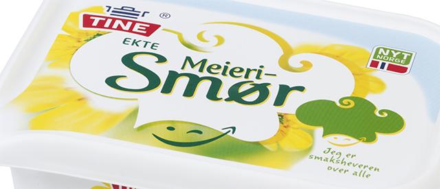 Velg alltid smør framfor margarin