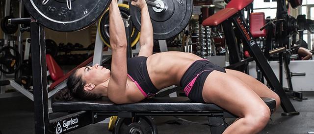 Tren hele kroppen hver gang du trener