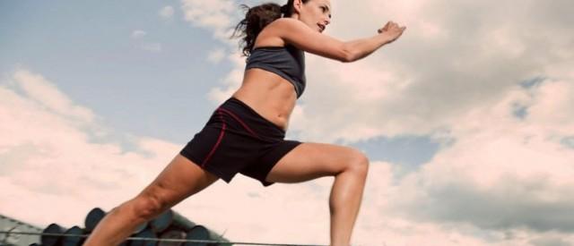 Fjern magefettet med riktig trening