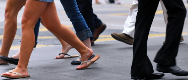 5 grunner for hvorfor vi bør bevege oss mer