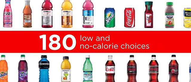 Coca-Cola ønsker å bekjempe overvekt i ny reklame [video]
