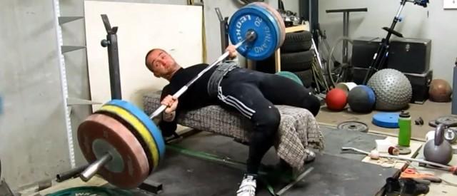 Gym fail –Ting går ikke alltid som planlagt [video]