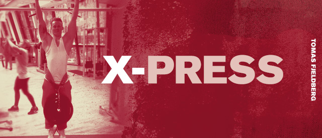 X-Press – For deg som vil ha muskler