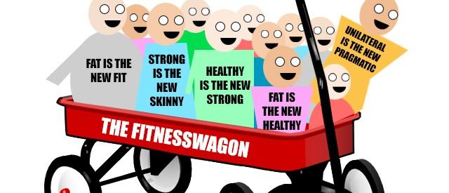 Fitnessvogna, fitnesskrakket og middelveien