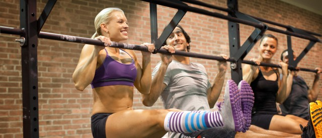 Forbrenn fett med CrossFit