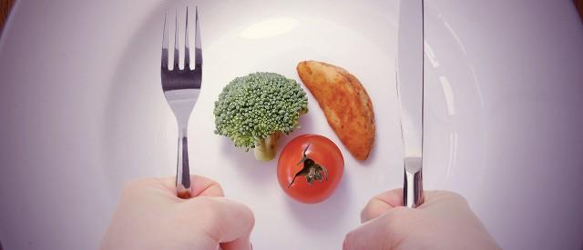 Ikke spis mindre, spis sunnere