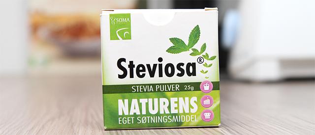 Stevia – Naturlig søtning uten kalorier