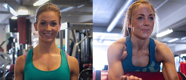 Elisabet og Maria håper på medalje i Oslo Grand Prix