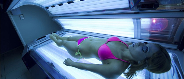 Solarium øker risikoen for hudkreft